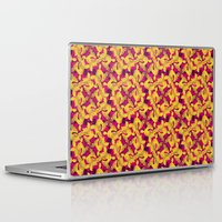 asia Laptop & iPad Skins featuring Asia by Emma Stein