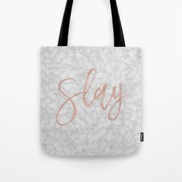 Slay the Game Tote Bag