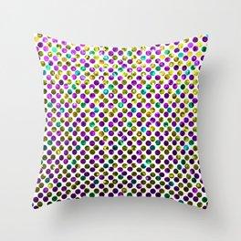 Polkadots Jewels G192 Throw Pillow