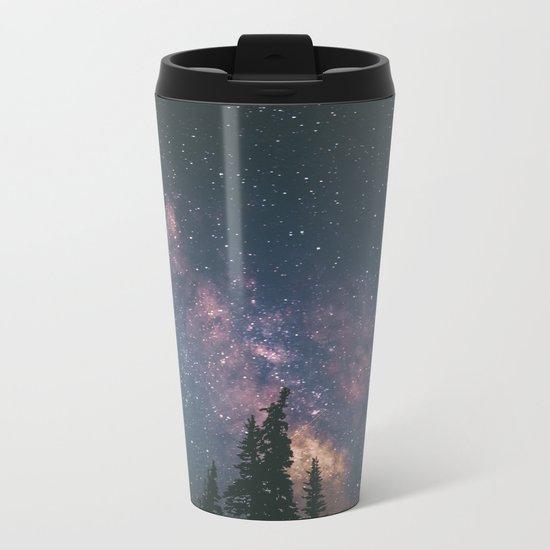Milky Way II Metal Travel Mug