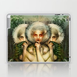 """The Chimera"" (or ""Faith"") Original Full Version HR Laptop & iPad Skin"