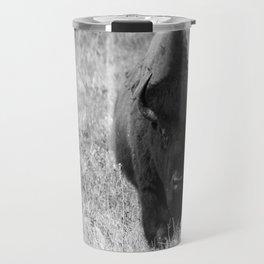 Bison - Monochrom Travel Mug