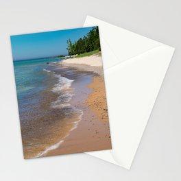 Lake_Michigan Beach, Charlevoix - III Stationery Cards