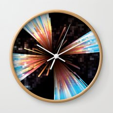 Higgs Wall Clock