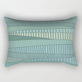 Summer Fields Rectangular Pillow