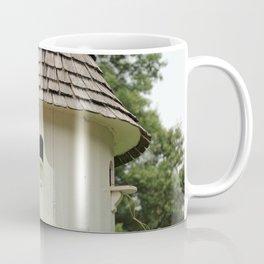 Fancy Bird House Coffee Mug
