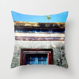 Tree House II Throw Pillow