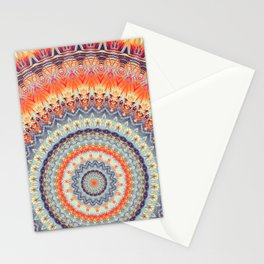 Mandala 343 Stationery Cards