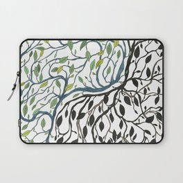 Yin, Yang Laptop Sleeve