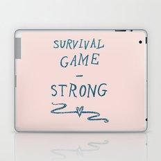 Survival - Strong Laptop & iPad Skin