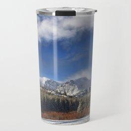 Rocky Mountain Park  by Lena Owens Travel Mug
