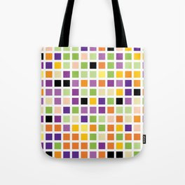 City Blocks - Eggplant #490 Tote Bag