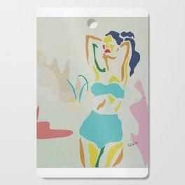 Bikini Body N7 Cutting Board