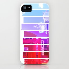 Telly iPhone Case