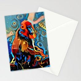 Mandrill Dreams Stationery Cards