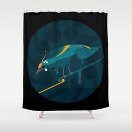 Tui Shower Curtain