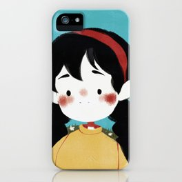 tiny sheeta iPhone Case