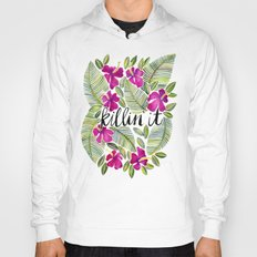 Killin' It – Tropical Pink Hoody