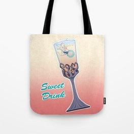 Sweet Drink Tote Bag