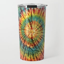 Tie Dye 19 Travel Mug