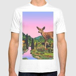 Giant deer T-shirt