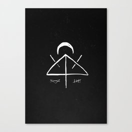 Midnight Thoughts Canvas Print