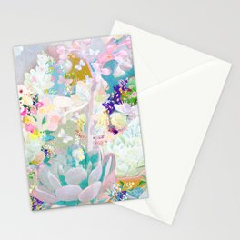 Melody II Stationery Cards