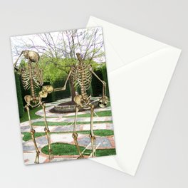 A MAZING EXCHANGE Stationery Cards