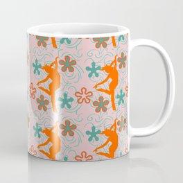 Dancing Daisy Coffee Mug