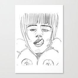 mangezmoi. Canvas Print