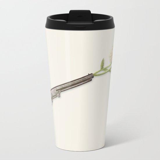 Peacemaker Metal Travel Mug