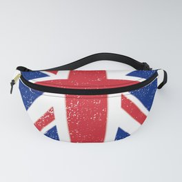 Plymouth Design Print Fanny Pack
