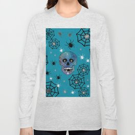 Creepy Crawling Spiders Long Sleeve T-shirt