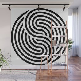 concentric 11 Wall Mural