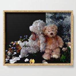 Teddy Bear Buddies Serving Tray