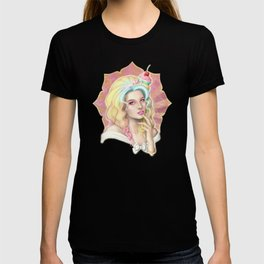 Cupcake Hat T-shirt