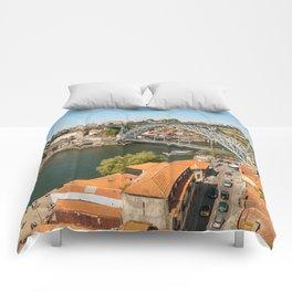 Porto Panoramic Comforters