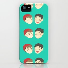 Tiled JeanMarco iPhone Case