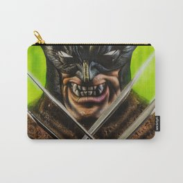 Wolverines Carry-All Pouch