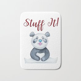 Stuff It Panda Gifts Bath Mat