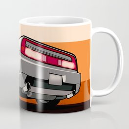 White Honda Acura NSX Coffee Mug