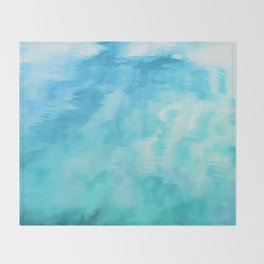 Water Fantasia #decor #buyart #society6 Throw Blanket
