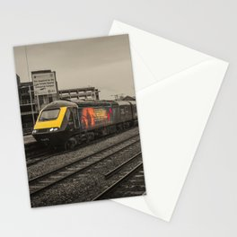 Harry Patch at Bristol Temple Meads Stationery Cards