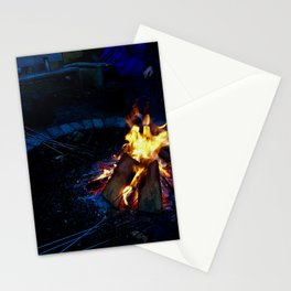 Canadian Campfire Stationery Cards