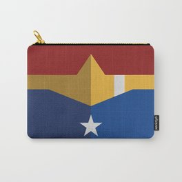 Wonder, hero, Woman, DC Carry-All Pouch