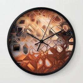 Tech Design Wall Clock