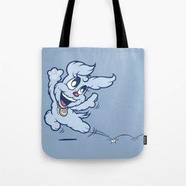 Luna & Lolli Blue - Lolli Dancing Tote Bag