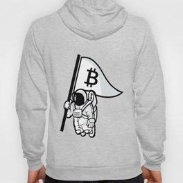 Bitcoin Astronaut Hoody