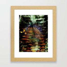 Colorart Framed Art Print