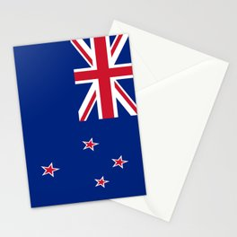 The Flag of New Zealand Stationery Cards